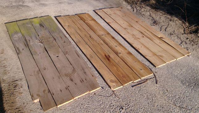 Deski ze starej stodoły, stare drewno, rustykalne