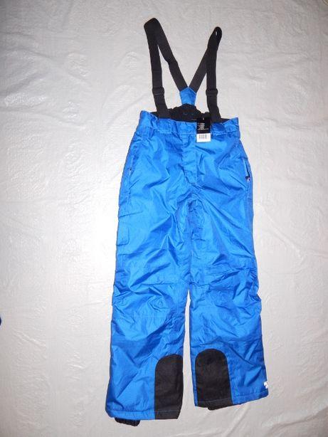 р. 122-128, 134-140 лыжные штаны полукомбинезон Crivit, Германия