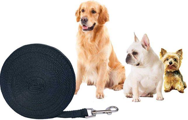 Trela de treino para cães 5m (por estrear)