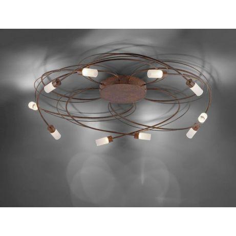 Nowoczesna lampa sufitowa LED ściemniacz Paul Neuhaus NELIA 8251-48