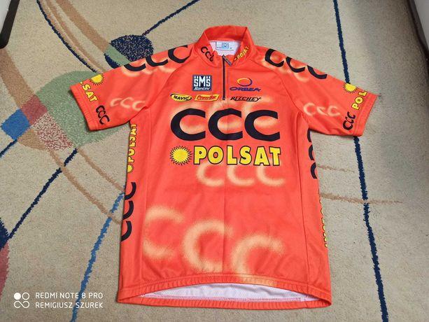 Koszulka CCC Polsat Polkowice M 44/46 santini