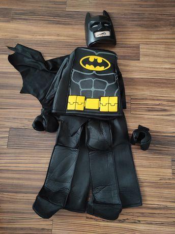 Strój przebranie kostium LEGO Batman rozmiar 122