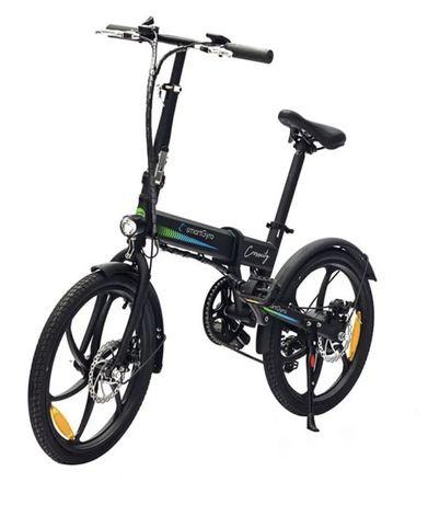 Bicicleta Eletrica Smartgyro Crosscity Dobravel