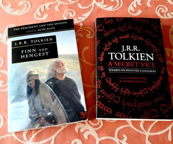 J R R Tolkien - Finn and Hengest e A Secret Vice NOVOS