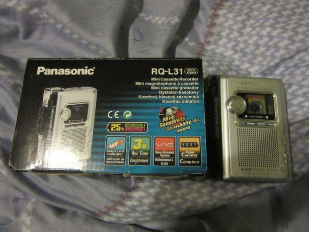 Walkman/dyktafon Panasonic RQ-L 31 stan bdb.