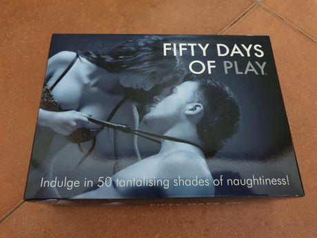 Jogo Adultos Fifty Days of Play