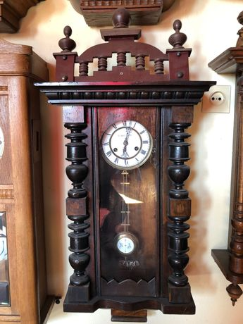 Zegar wiszący Le roi a Paris antyk