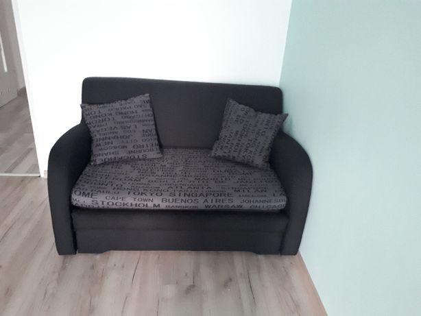 Sofa dwuosobowa rozkładana