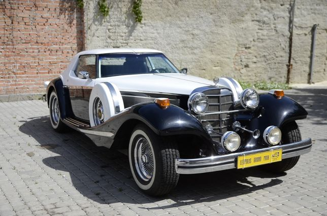 Retro Chevrolet Phillips Berlina Coupe