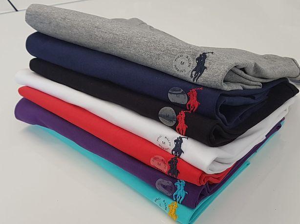 Gwarancja jakości Polo Ralph Lauren i Tommy Hilfiger  Lacoste koszulka