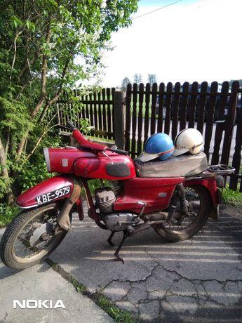 Sprzedam motocykl SHL GAZELA M17