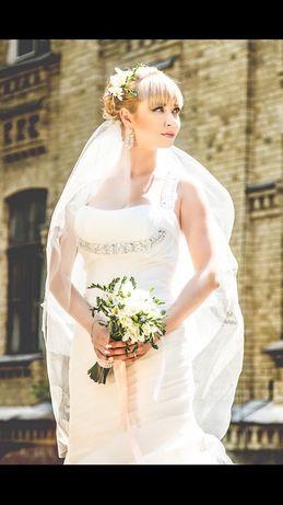 Свадебное платье Elianna Moore размер s-m