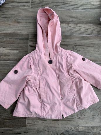 Дуже стильна курточка-плащик Zara baby 6-9 міс