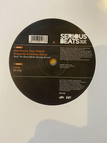 Various - Serious Beats Sampler (vinyl / винил)