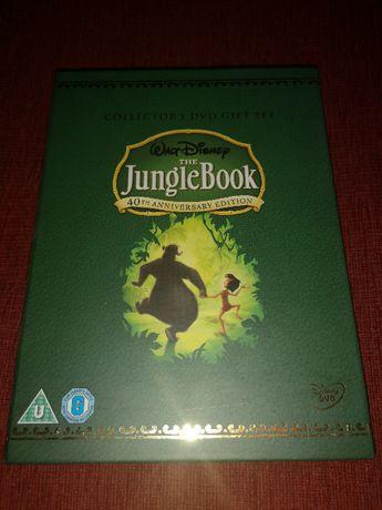 Księga Dżungli Edycja specjalna DVD