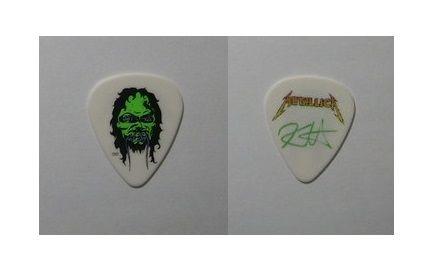 Palheta Kirk Hammett