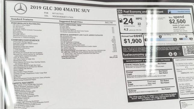 100$ Опції авто, стікер з опціями, допомога з комплектацією автомобіля
