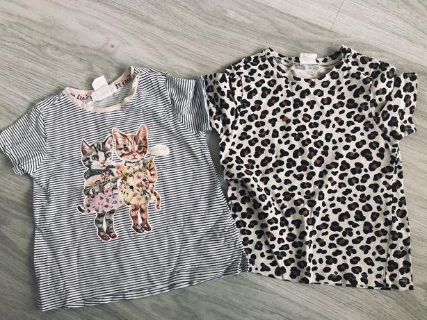 Bluzeczki H&M rozm 80