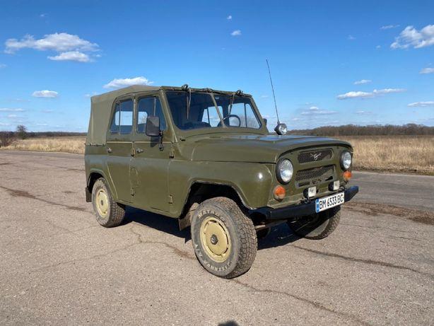 УАЗ 469 Кузов Фаетон