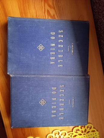 Szczeble do nieba tom I i Ii wydanie z 1867 roku