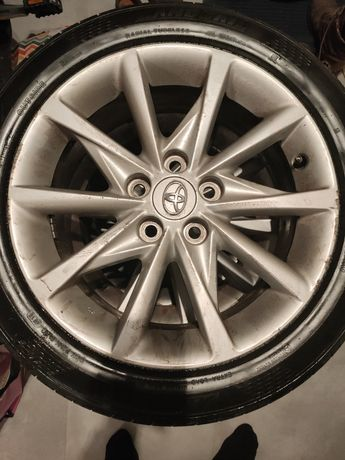 Felgi Aluminiowe od Toyoty Prius Plus