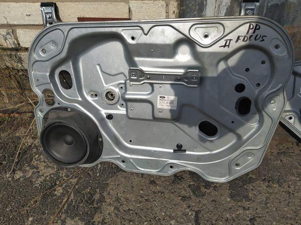 Склопідйомник Стеклоподъемник Форд Фокус 2 Ford Focus Mk2