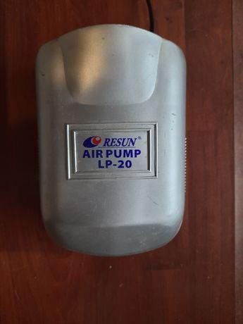Napowietrzacz pompa Resun lp-20 lp 20 filtr dobry dla krewetki