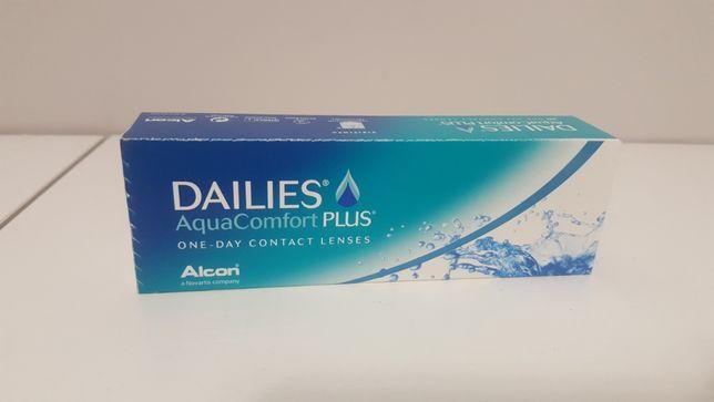 Dailies AquaComfort Plus (30 soczewek) soczewki kontaktowe szkła konta