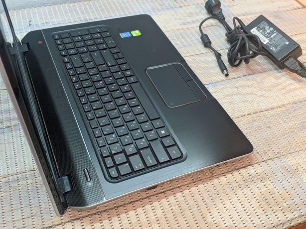 Мощный ноутбук с большим экраном hp DV7 Core i5 Geforce 2GB