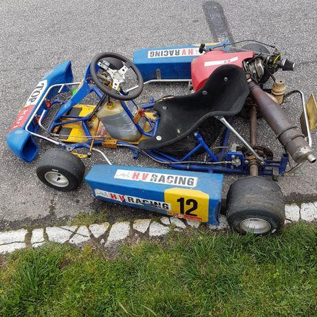 Kart motor honda 4 tempos