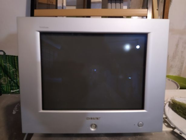"Monitor CRT 17"" Sony Trinitron HMD-A220"