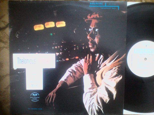lp Thelonious Monk \ Thelonious Himself 1957 пластинка