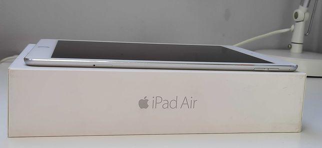 iPad Air srebrny 2 generacja, wifi, cellular, 128 GB: