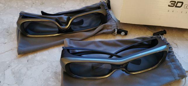 Okulary aktywne 3D Thomson GX-13AF