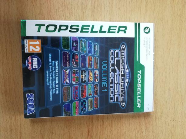 SEGA Mega Drive CLassic Collection volume 1 PC nowa PL