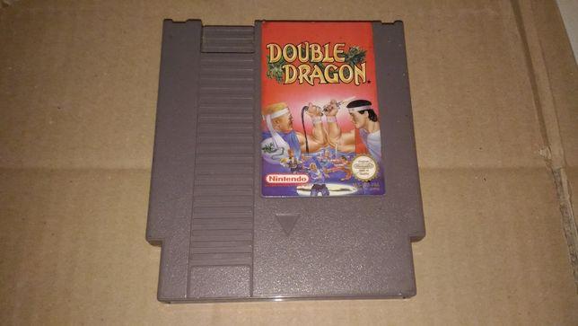 Jogos NES Nintendo - Double Dragon & Robocop