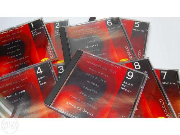 Colectanea CD's Kenwood