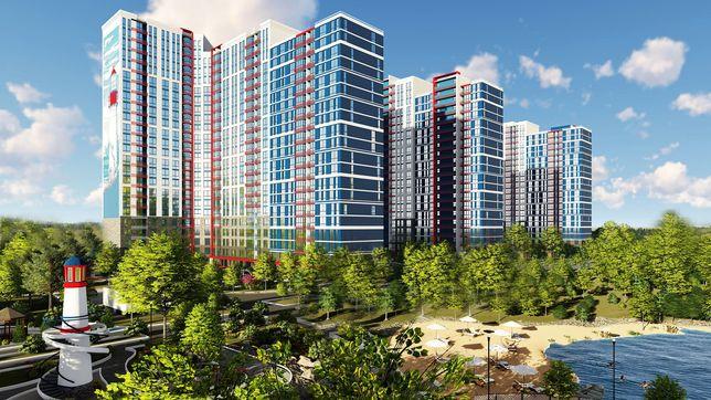 Выгодная цена на аренду помещения 60м2, новый ЖК Причал 8
