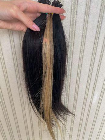 Натуральные Волосы для наращивания  (Славянка LUX) 100 грамм