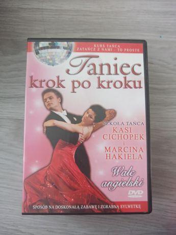 Taniec krok po kroku DVD