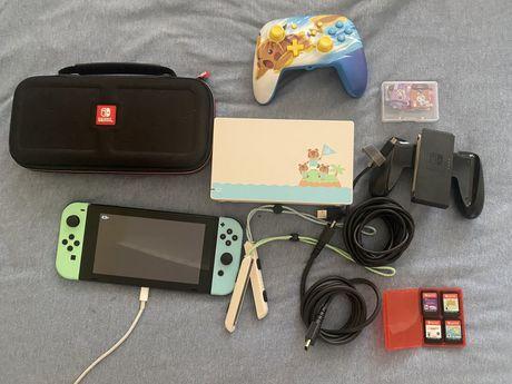 Nintendo Swicth Animal Crossing edition