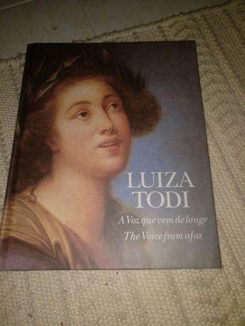 Luiza Todi - A voz que vem de longe/The voice from afar