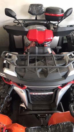 Квадроцикл Hisun , Linhai, CF Moto 300-1000 кубів