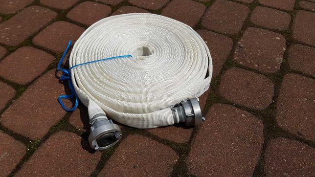 wąż hydrantowy w 25