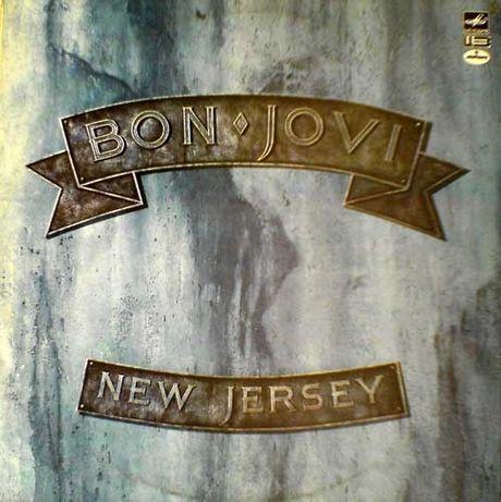 Продам винил Bon Jovi «New Jersey» – 1988