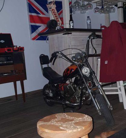 Moto mini harley