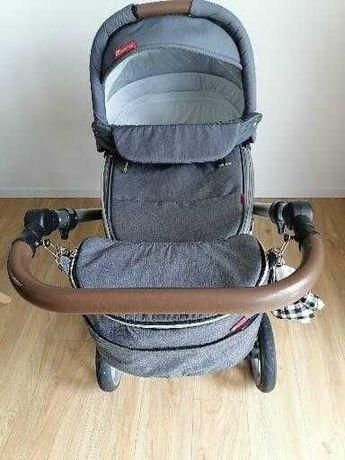 Sprzedam wózek 2 w1 espiro plus fotelik samochodowy
