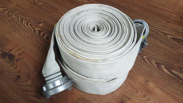 Wąż bezalin strażacki hydrantowy fi 52 H-52-15-ŁA