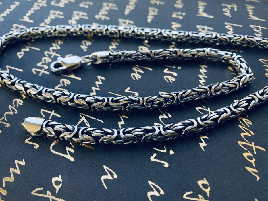 Цепь Лисий хвост Мовчан - изображение 1