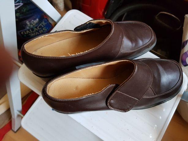 Buty skórzane  rozmiar 37